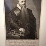 Scherpslijper Jacobus Trigland, geboren in Gouda