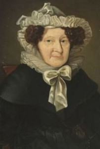 Portret door Johannes Jacobus Bertelman, ongedateerd