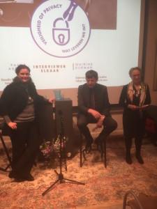 Collegetoer met Quirine Eijkman voor de Soroptimisten Gouda
