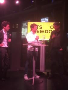 In Tivoli-Utrecht in debat met BoF