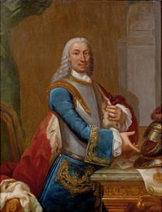 Adolph Philip Zeyger, graaf van Rechteren. Foto: Stichting Familie van Rechteren Limpurg.