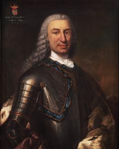 Adolph Philip Zeyger van Rechteren op oudere leeftijd. Foto: Stichting Familie van Rechteren Limpurg